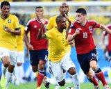 Brasil-Kolombia, Sumbu Ledak di Grup C