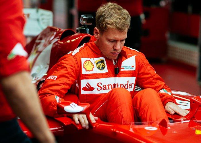 Ricciardo Apik, Alasan Vettel Hengkang