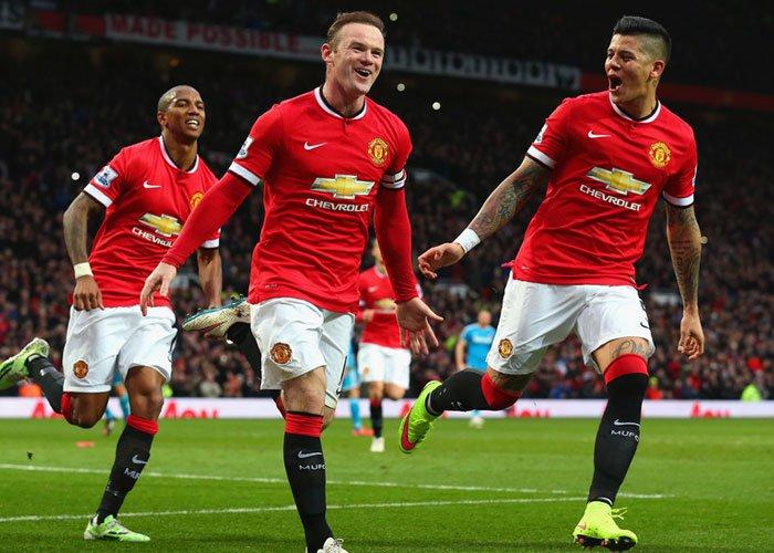 Berkat Rooney, MU Hapus Rekor Buruk