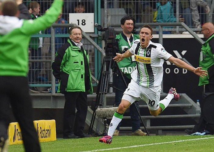 M'gladbach Ganjal Wolfsburg, Muenchen Juara