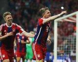 Muenchen Voor Dortmund 1