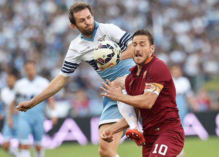 Bungkam Lazio, Roma Mantap Runner Up