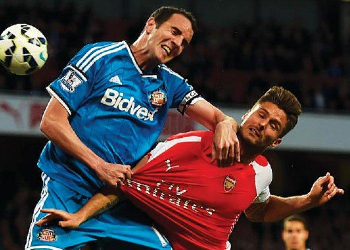 Ditahan Sunderland, Arsenal Urung Runner up