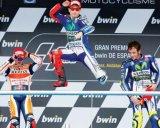 Modal 200 Podium, Rossi Makin Terlecut