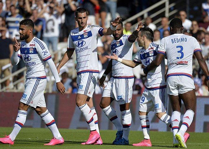 Lyon Mulai Progres, Alasan Valbuena Hadir
