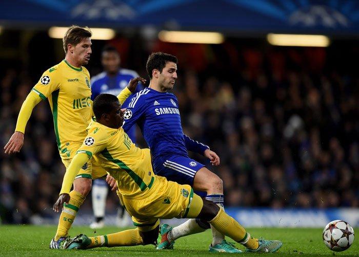 Chelsea Kalahkan Sporting