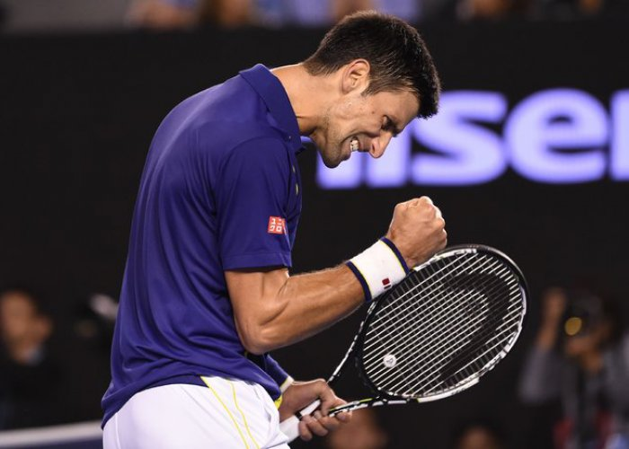 Djokovic, Juara Bertabur Rekor